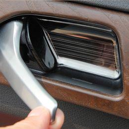 Discount Stainless Steel Door Trim   Stainless Steel Inner Door Bowl Decals  Decoration Cover Trim For