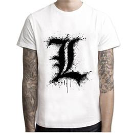 L Death Note Shirt Australia   New Featured L Death Note