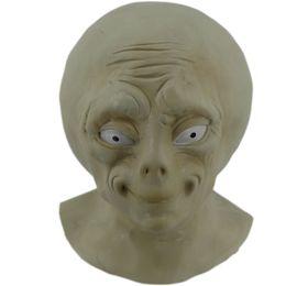 aliens props 2019 - 2018 Hot Selling Decoration Gift 3D Plausible movie prop mask horror alien esize Michael Halloween mask cheap aliens pro