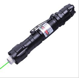Flashlight Pens Wholesale Australia - 009 532nm Green Laser Pointer Pen pointer Clip Flashlight Twinkling Star Laser Tactical 80PCS LOT