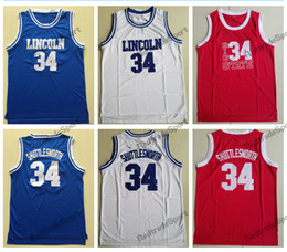 Rays game online shopping - Mens He Got Game Movie Lincoln Jesus Shuttlesworth Ray Allen Basketball Jerseys Ray Allen Red White Blue Stitched Shirts