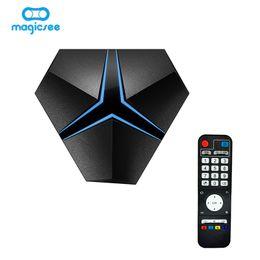 $enCountryForm.capitalKeyWord Australia - Magicsee Iron+ Amlogic S912 Octa Core 3G 32G Android 7.1 TV Box 2.4G 5.8G Wifi suppot OTA Update Lan 1000M BT4.1 Media Player 4K
