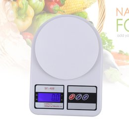 X Display Kitchens Australia - High Precision Home Kitchen 10KG x 1G LCD Display Digital Electronic Balance Scale Household Scales Balance