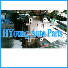 Wholesale Factory direct sale auto parts air conditioning compressor for Hyundai Machinery V5 OEM: 11Q6-90040 A5W00258A