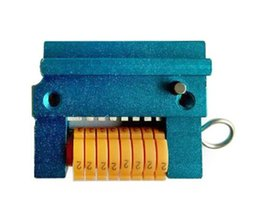 China HU58 Manual Key Cutting Machine Support All Key Lost for BMW Old Models Key Maker suppliers