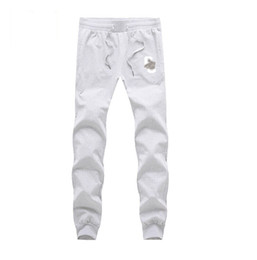 China Mens Joggers 2018 Brand Male Trousers Men Crooks and Castles hip hop Pants Casual Jogging Sweatpants Jogger cheap white flannel pants suppliers