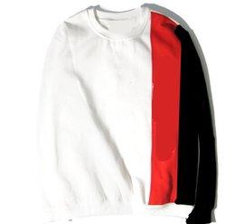 Calda marca famosa Felpe Uomo Felpe con cappuccio Super Hooded Ragazzi maglione O-Collo Felpa Colore di incantesimo Paio di Felpe Giacche OutdoorHoodies