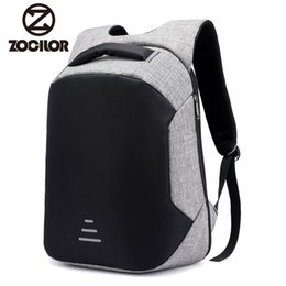 Sac Laptop UK - Generation USB Charge Anti Theft Backpack Men 15inch Laptop BackpacFashion Travel School Bags Bagpack sac a dos