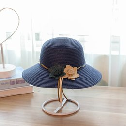 Ladies red straw sun hat online shopping - Sunscreen Big Eaves Straw Hat  Cortex Two Small 284923869eb