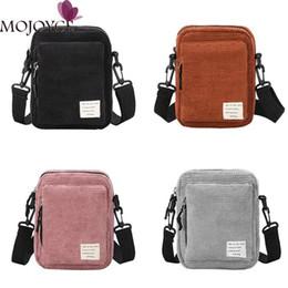 2018 Fashion Corduroy Women Bag Casual Ladies Girls messenger Bag Trendy  Shoulder Phone Bags Brand Design New Handbags Bolso 4b6d126261fca