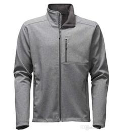 Discount ladies softshell jacket - 2018 Hot Sale Mens Denali Fleece Apex Bionic Jackets Outdoor Windproof Waterproof Casual SoftShell Warm Face Coats Ladie