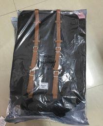 Sport bag String online shopping - 2018 Outdoors packs Backpack Fashion knapsack Computer package Big Canvas nylon Handbag Travel bag Sport Outdoor Packs Laptop bag