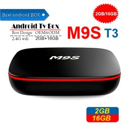 $enCountryForm.capitalKeyWord Australia - New M9S T3 Allwinner H3 Android TV Box 2GB 16GB Quad Core 100M Lan 2.4G WiFi 4K VP9 HDR10 IPTV Android Smart media player BETTER TX3 H96