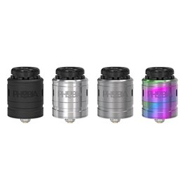 Chinese  Original VandyVape Phobia Version 2 RDA Tank Single or Dual Coil 24mm Rebuildable Dripping Atomizer manufacturers