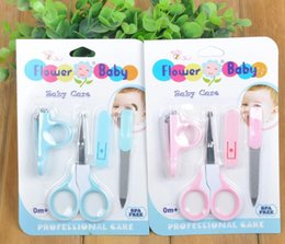 Nail Care Dhl 1000pcs Safety Nail Clippers Scissors Cutter For Newborn Baby Convenient Daily Baby Nail Scissors Pretty And Colorful