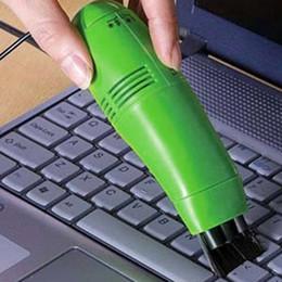 Vente en gros Nouveau clavier d'ordinateur portable Mini USB aspirateur pour PC portable ordinateur portable de bureau pour la livraison gratuite