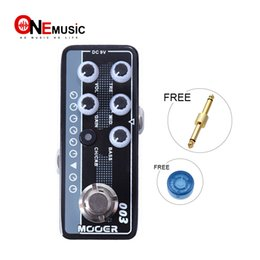 $enCountryForm.capitalKeyWord Australia - Mooer Micro Digital Preamp 003 Power-Zone High quality dual channel preamp with 3Band EQ effect pedal 2 different modes for footswitch opera