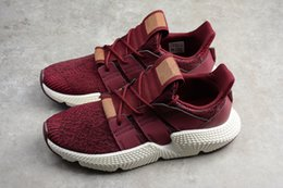 Climacool ORIGINALS PROPHERE High quality big shark knitted hedgehog, anti slip and wearable sole fashion company size 33-45