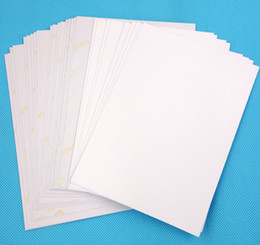 glossy photo papers UK - 200gsm 40 Sheets per lot A4 size High Glossy Photo Paper,usage in record trip and daily living,