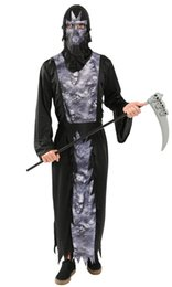 Toy Story Australia - Shanghai Story Dead Horror Zombie Costumes Adult Halloween Cosplay Clothing Men The Malicious Devil Envoy