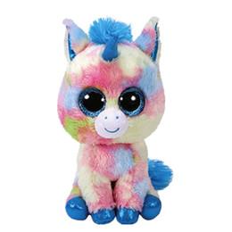 $enCountryForm.capitalKeyWord UK - 6'' 15CM TY Beanie Boo Blitz Pixy the Plush Regular Plush Animal Toy Stuffed Doll Toy Best Gifts For Kids S254