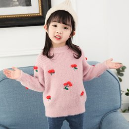 c546b88b3 Korean boy fashion sweater online shopping - Korean Style New Arrival Girls  Sweater Baby Clothing Children