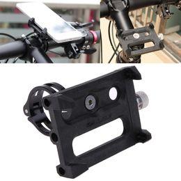 Titular do Telefone da bicicleta universal de metal rack de bicicleta anti slide titular da motocicleta montar guidão racks suporte extensor acessórios
