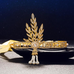 $enCountryForm.capitalKeyWord Australia - New brides crown fashion classic fashion hair accessories jewelry diamond jewelry