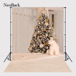 Discount backdrop computer painted scenic background - New 5X7ft fast shipping baby Christmas gifts backdrop computer Printed vinyl fireplace photography background photo stud