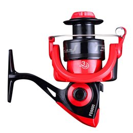 Coil reel online shopping - Spinning Fishing Reel BB Bearing Balls Series Metal Coil Spinning Reel Boat Rock Fishing Wheel