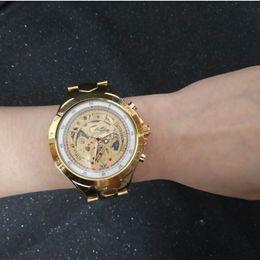 $enCountryForm.capitalKeyWord Australia - SEWOR Luxury Military Skeleton Watch Men Sport Mechanical Watch Men Wristwatch Brand Gold Montre Homme Relogio Masculino SWQ18-768