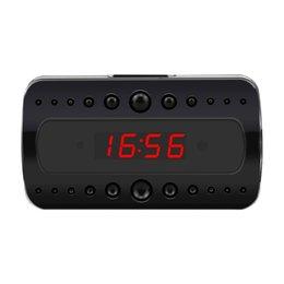 Wi-Fi камера будильник беспроводной Full HD 1080P приложение в режиме реального времени Видео удаленного мониторинга для домашней безопасности и наблюдения няня Cam