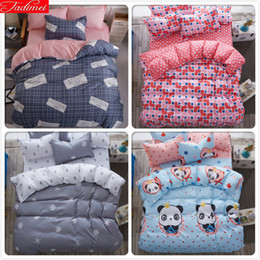 $enCountryForm.capitalKeyWord Canada - 2018 New Soft Cotton 3 4 pcs Bedding Sets Adult Kids Child Single Twin Queen King Size Duvet Cover Quilt Pillow Case Bedspreads
