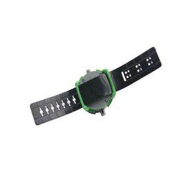 Venta al por mayor de 2018 Nueva venta caliente Ben 10 estilo Japón reloj proyector BAN DAI juguetes genuinos para niños niños diapositivas Watchband gota
