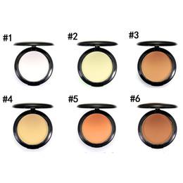 Discount sleek makeup blush - Popfeel Matte Face Press Powder Highlighter Bronzer Blush Sleek Mineral Translucent Setting Powder Contour Makeup Compac