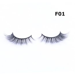 Discount false eyelash looks False Eyelashes 3D Mink Full Strip Best Selling Natural Looking Thick Volume and Classic Private Label FDshine