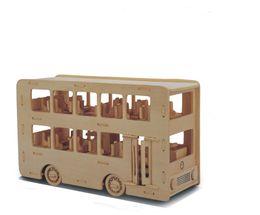 $enCountryForm.capitalKeyWord UK - Free shipping---Wooden Jigsaw 3D Simulation bus Model DIY Car Stereo Jigsaw Children Unisex Hand-made Puzzle Toys