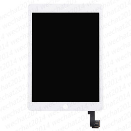 China 10PCS LCD Display Touch Screen Digitizer Replacement Assembly for iPad Air 2 free Shipping suppliers