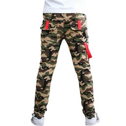 $enCountryForm.capitalKeyWord UK - 2017 Summer Infant Clothes Boys Camouflage Trousers Boys Jeans Pants Teens Jeans For Boy Baby Boy Clothes Green