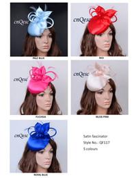 $enCountryForm.capitalKeyWord Canada - NEW exclusive designs all year round fashion sinamay satin fascinator for Kentucky Derby,Wedding,races,church,party
