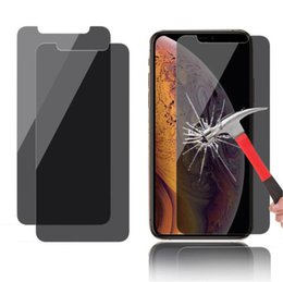 $enCountryForm.capitalKeyWord Australia - For Iphone XR XS MAX X 8 7 6 Privacy Tempered Glass Screen Protector LCD Anti-Spy Film Screen Guard for iphone XS max