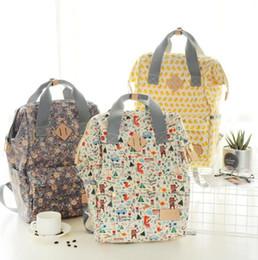 $enCountryForm.capitalKeyWord NZ - 2018 Waterproof Diaper Bag Large Capacity Baby Nappy Bag Mummy Maternity Travel Backpack Designer Nursing Bag