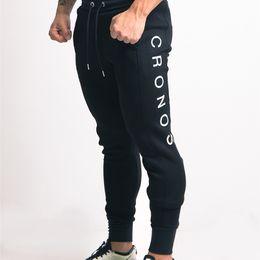 Yoga Men Sport Pants NZ - CHU YOGA Men Sports Legging PantsSweat Pant Yoga Black Elastic FitnessTraining Tied trousers Sports Running Athletic S018