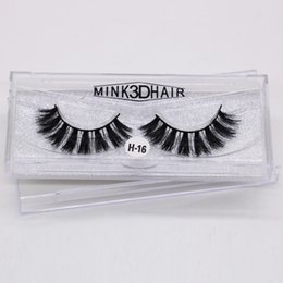 09ee48706e9 EyElash ExtEnsion mink lashEs online shopping - JIEFUXIN Milk Eyelash  styles Selling pair Real Siberian D