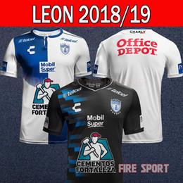 370868c1c42 Size S-XXL 2018 2019 Manga Liga LIGA MX Mexico Club Pachuca Necaxa Soccer  Jersey 18 19 MANII GARCIA JARA KSK Pachuca football Shirts
