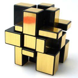 Discount mirror puzzles - Puzzle cube 6cm Mini Magic Mirror Cube Game Rubik Educational Game Rubik Cube Good Gift Toy Decompression toys B001