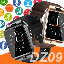 Watchs phone online shopping - DZ09 smartwatch android GT08 U8 A1 samsung smart watchs SIM Intelligent mobile phone watch can record the sleep state Smart watch