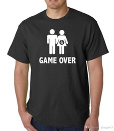 $enCountryForm.capitalKeyWord Canada - Game Over - Baby, Adult T-shirt, Rude Funny Novelty Comedy, Ideal Birthday Gift Men T Shirt Lowest Price 100 % Cotton
