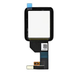 Touch Screen Watches NZ - 50PCS Touch Screen Digitizer Glass Panel For Apple Watch Series1 38mm 42mm Replacement DHL Free