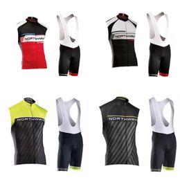 "$enCountryForm.capitalKeyWord Canada - NW team Cycling Sleeveless jersey Vest (bib) shorts sets Hot Sale men""s summer Bicycle racing suit set c2901"